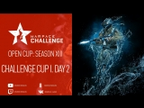 Open Cup: Season XIII Challenge Cup I. Day 2