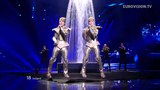 Jedward - Waterline - Live - 2012 Eurovision Song Contest Semi Final 1