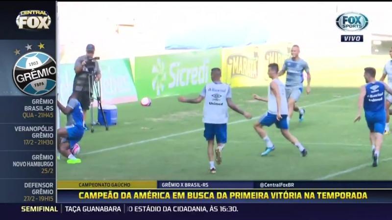 Léo Gomes e sua habilidade