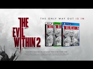 The Evil Within 2  официальный трейлер