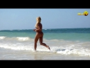 Jenny Scordamaglia Nude Beach Run Jamaica HD (1080p)