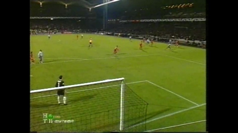 лига чемпионов 2003/2004, 1/4 финала, 2-й матч, Лион - Порту, нтв