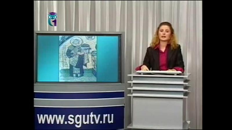 21. Искусство. Передача 21. История Мозаики.