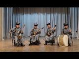 Тувинская народная песня