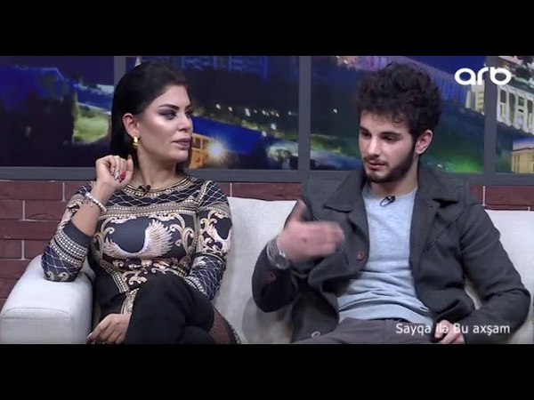 Afaq Aslana efirde evlilik teklifi edildi - Sayqa ile bu axsam - ARB TV