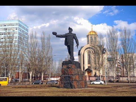 Донецк. Свято Вознесенский храм. Пасха 2018 года.