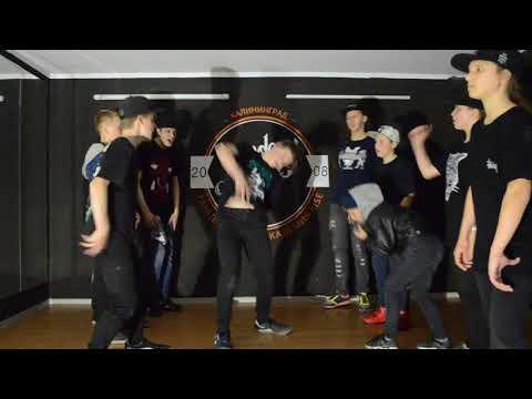 Jr Ant vs DarkLandWarrior  4 tour 