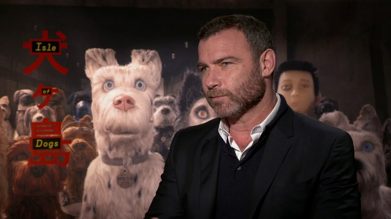 Isle Of Dogs (Fox Searchlight) Liev Schreiber