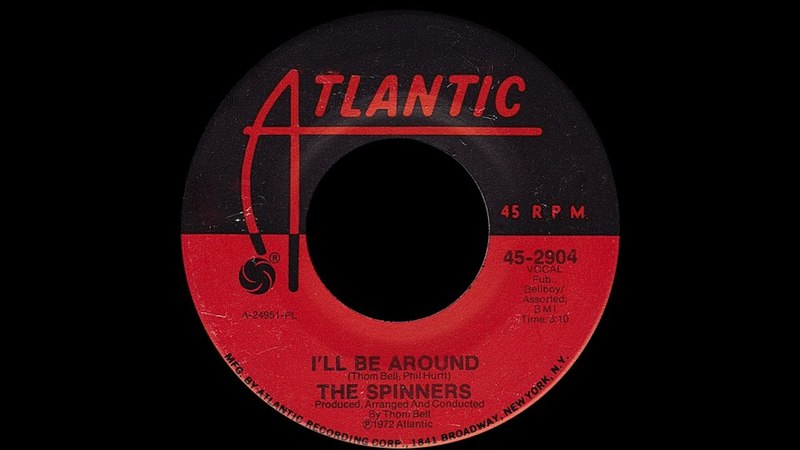 The Spinners ~ I'll Be Around 1972 Disco Purrfection Version