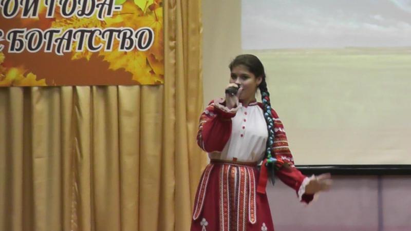 Наталья Курочкина в РКК.