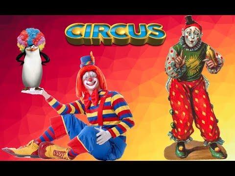 Çocuklar İçin Sirk Gösterisi   Palyaço   Clown   Çocuk Şarkıları   Afacan Baby