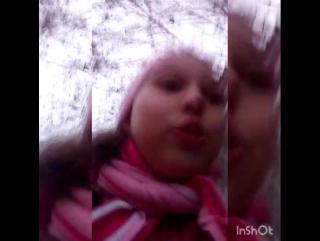 видео с однаклассницей Дианой