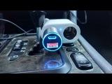 NTONPOWER зарядка в авто с Quick Charge 3.0 + USB Type-C 5V 3A 33W  ОПЫТ ИСПОЛЬЗОВАНИЯ
