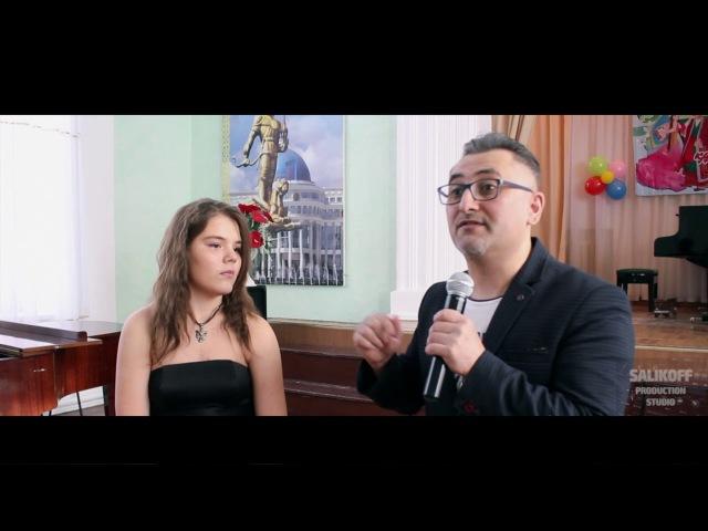 Алибек Саликов-мастер-класс по эстрадному вокалу (часть-2)