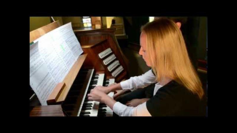 Orgelduo Esprit - Konzerttrailer