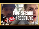 5 Second Freestyle Grand Beatbox 2018 Edition
