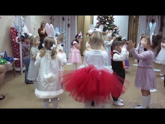 Веселый танец Евтодьевой Аллы / ср. гр/ из диска Танцевальные обучалочки для малышей