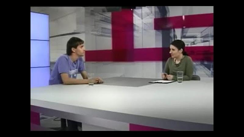 Максим Зоря в передаче О главном » Freewka.com - Смотреть онлайн в хорощем качестве