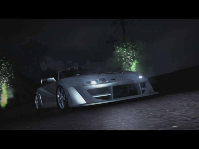 Need for Speed™ Carbon - Drifting on Sonchyk Cars (Toyota Supra)