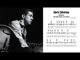 White Christmas - Kenny Burrell (Transcription)