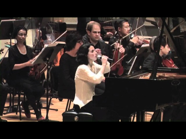 CLARICE ASSAD - SCATTERED: Concerto for Scat Singing, Piano Orchestra
