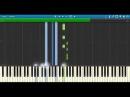 Open Kids Внутри piano cover ноты
