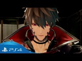 Code Vein Underworld Trailer PS4