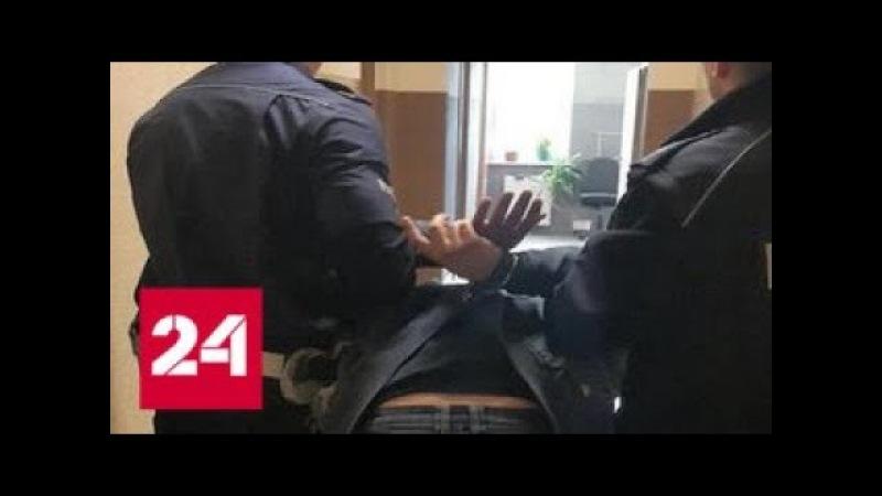 Польские полицейские вынужденно открыли огонь по украинцам и грузинам - Россия 24