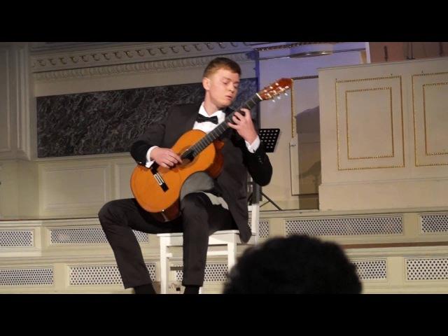 Sonata by Mario Castelnuovo-Tedesco op.77 Omaggio a Boccherini part 4