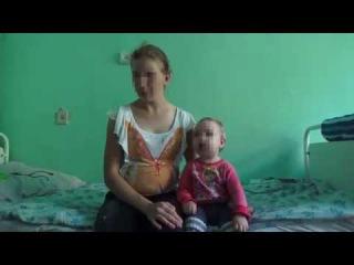 Под Воронежем мать избила пятилетнюю дочь.