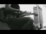 Daft Punk (feat Pharrel Williams) - Get Lucky - 8 STRINGS DJENT COVER - M.H.X