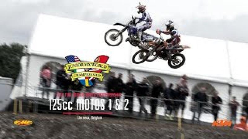 2014 Junior World Championship 125cc ft Hsu / Frye / Locurcio - vurbmoto