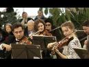 ВКрасноярске вовремя фестиваля вчесть 170 летия Василия Сурикова навокзалах зазвучала классическая музыка
