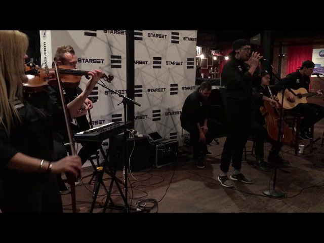Starset - Unbecoming (acoustic) live @ The Underground 1/28/18