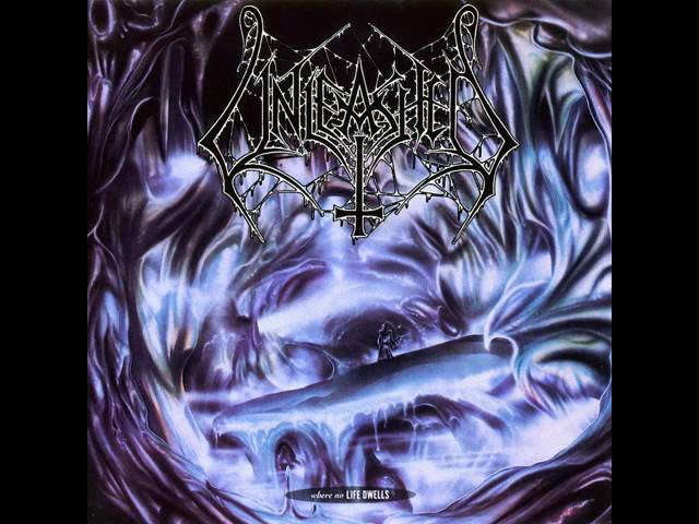 Unleashed - Where No Life Dwells (Full Album)