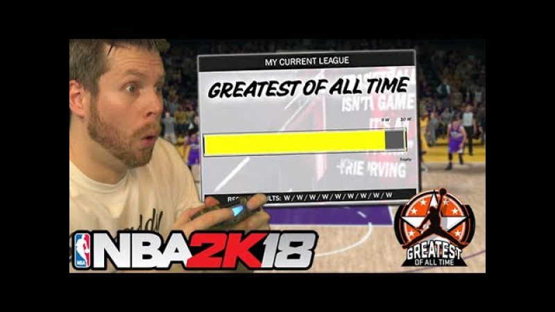 What Happens if you Beat NBA 2K18