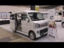 【4K動画】【2017年最新型】軽キャンピングカー(軽自動車)Lunetta(ルネッタ 6