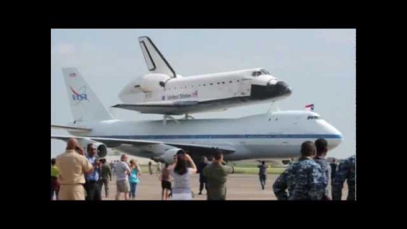 Space Shuttle Endeavour's final