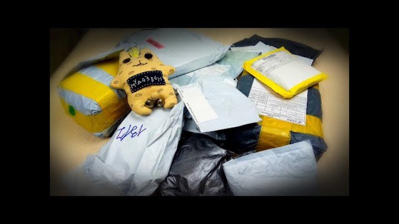Интересная распаковка посылок из китая! Полезные товары с алиэкспресс! вещи с alie...