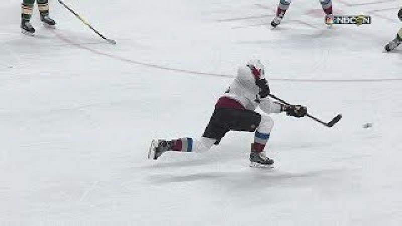 Nikita Zadorov 7 goal / Задоров 7-й гол 13.03.18