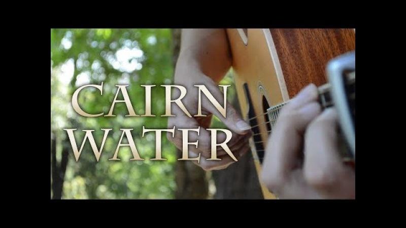 Cairn Water - Celtic Fingerstyle Guitar - Larrivee OM