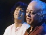 Ustad Alla Rakha Khan and Ustad Zakir Hussain in Live Concert. Part 2.