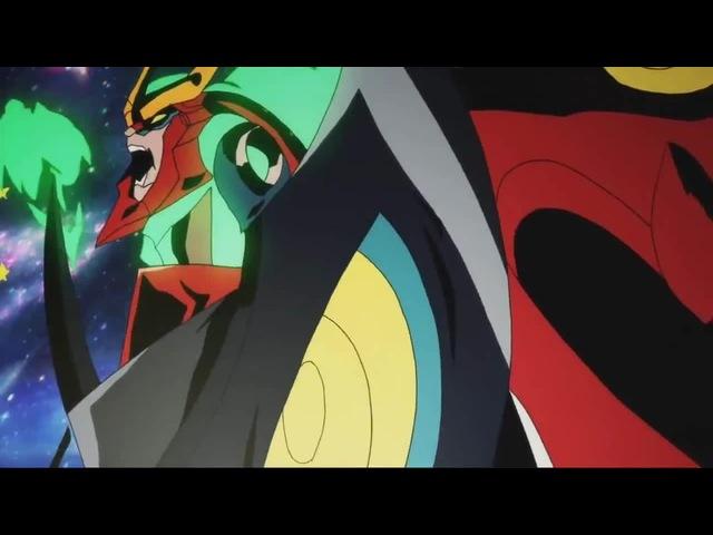 Edward Maya ft.Vika Jigulina – Stereo Love / Гуррен-Лаганн / AMV anime / MIX anime
