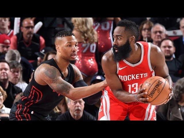 Houston Rockets vs Portland Trail Blazers Full Game Highlights March 20 2018 NBA 2017 18