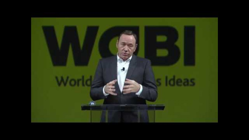 The 6 most powerful words | Kevin Spacey | WOBI