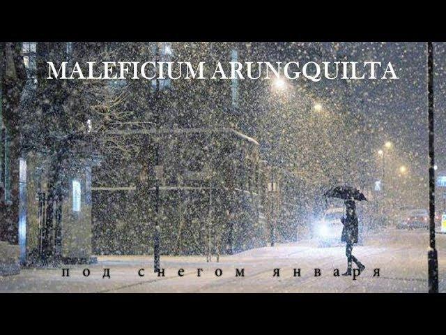 MALEFICIUM ARUNGQUILTA - Под снегом января (2018) (Sympho Gothic Metal)
