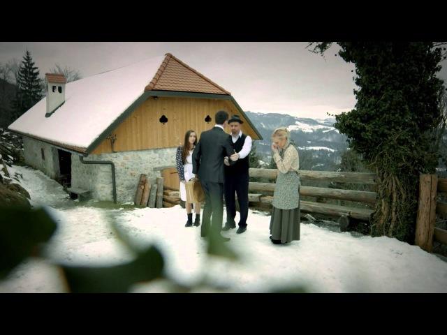 Ansambel skupina Spica - Hvala vama predraga starsa - Словения