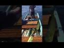 рыбалка с лодки даже опасна