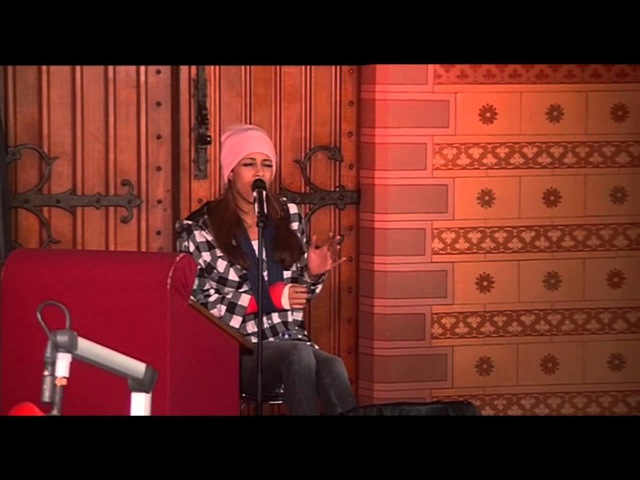 Glennis Grace - All I Want For Christmas Is You (live bij Q)