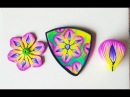Petal Cane with Inset Detail - Video Tutorial